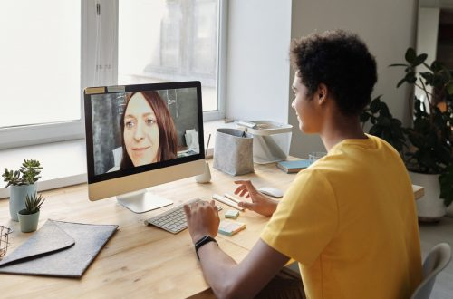 Tips for conducting an online class